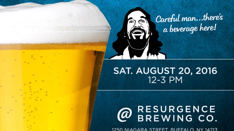 The Dude's Homebrew Competition - August 20, 2016 at Resurgence Brewing Co.